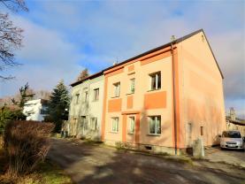 Prodej, rodinný dům, 236 m2, Louka u Litvínova, ul. Husova