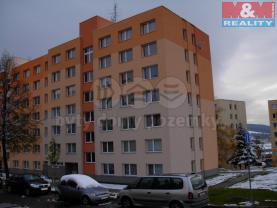 Prodej, byt 1+1, 44 m2, DV, Prachatice, ul. Italská
