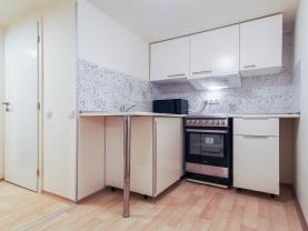 Pronájem, byt 1+1, 25 m², Praha-Smíchov