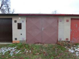 Prodej, garáž, Svitavy