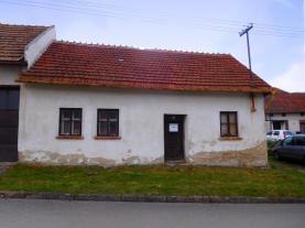 Prodej, rodinný dům, 432 m2, Chvalkovice