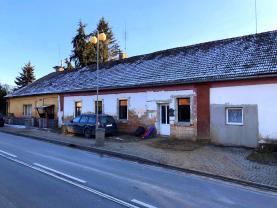 Prodej, rodinný dům 4+1, 1578 m2, Spálené Poříčí