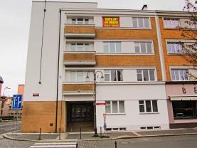 Prodej, byt 1+kk, 40 m2, Pardubice - centrum