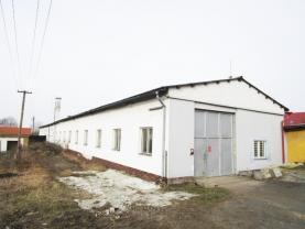 Prodej, výrobní objekt, 779 m2, Horní Ves u Třebeňe