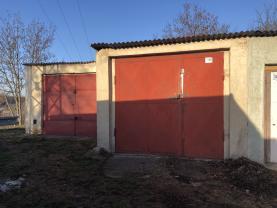 Prodej, garáž, 20 m2, Žatec, ul. Libočanská
