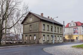 Prodej, nájemní dům, ul. Dělnická, Děčín