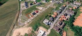 Prodej, stavební pozemek, 572 m2, Klatovy, ul. Květná
