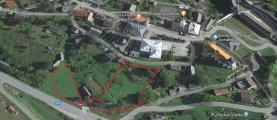 Prodej, stavební pozemek, 4073 m2, Branná