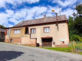 Prodej, rodinný dům 6+1, 515 m2, Dolní Bělá