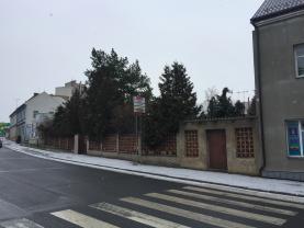 Prodej, stavební pozemek, Slaný, ul. Pražská