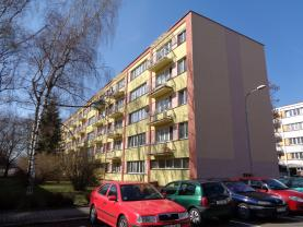 Prodej, byt 1+kk, Pardubice, Polabiny