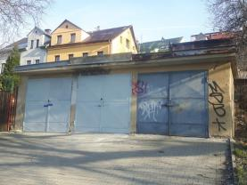 Pronájem, garáž, 19 m2, Děčín III, ul. Polabí