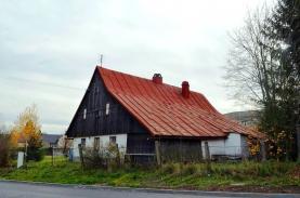 Prodej, rodinný dům 4+1, 1055 m2, Červená Voda
