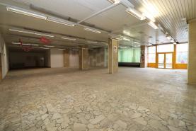Pronájem, obchodní prostory, 522 m2, Sokolov