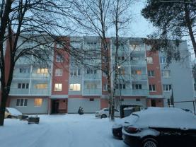 Pronájem, byt 3+1, Žďár nad Sázavou, ul. Neumannova