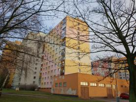 Prodej, byt 2+1, 62 m2, OV, Chomutov, ul. Holešická
