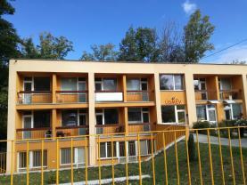 (Pronájem, byt 1+kk, 26 m2, Ostrava, ul. Na Vizině)