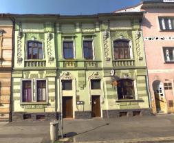Pronájem, obchodní prostor, 48 m2, Chomutov, ul. Školní