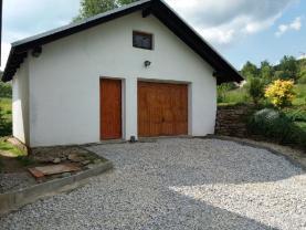 Garáž (Prodej, chalupa 3+1, 744 m2, Janoušov), foto 2/7