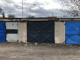 (Pronájem, garáž, 21 m2, OV, Chomutov, ul. Černovická), foto 3/6