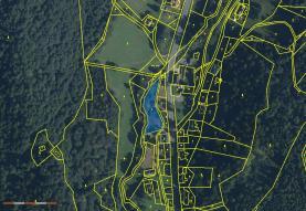 Prodej, pozemek, 2040 m2, Malá Morávka