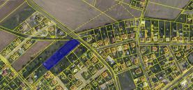Prodej, stavební parcela, 3.829 m2, Mratín
