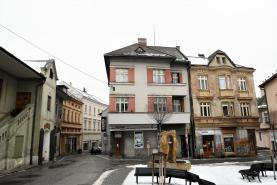 Prodej, nájemní dům, Vimperk