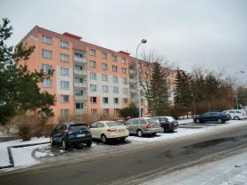 Prodej, byt 2+1, 62 m2, OV, Chomutov, ul. Písečná