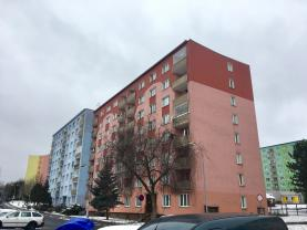 Prodej, byt 1+1, 36 m2, OV, Chomutov, ul. Kamenná
