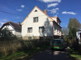 Prodej, rodinný dům, 1757 m2, Nová Ves u Chýnova