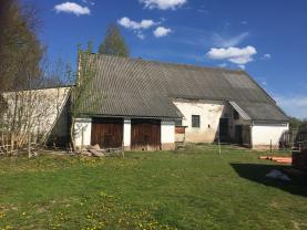 (Prodej, rodinný dům, 1757 m2, Nová Ves u Chýnova), foto 3/25