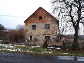 Prodej, rodinný dům 5+2, 1808 m2, Radonice, Kojetín
