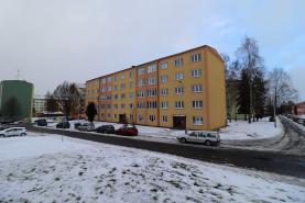 Prodej, byt 1+1, 36 m2, Horní Slavkov, ul. Poštovní