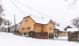 Prodej, rodinný dům, 7+2, 1315 m2, Číčov - Spálené Poříčí