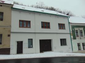 Prodej, rodinný dům, OV, 302 m2, Krupka, ul. Husitská