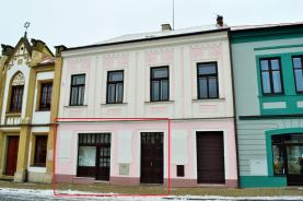 Pronájem, obchodní prostor, 76 m2, Dobruška