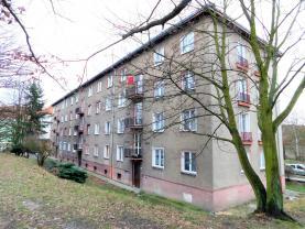 Prodej, byt 1+kk, 26 m2, OV, Sokolov, ul. Hornická