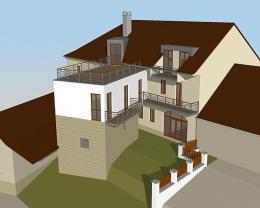Prodej, byt 2+kk, 39,15 m2, Miletín