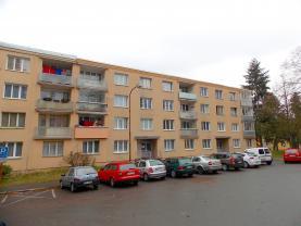 Prodej, byt 2+1, 60 m2, Plzeň, ul. Pod Hůrkou
