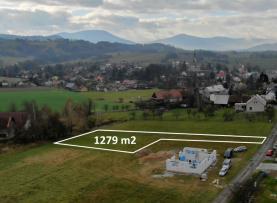 Prodej, pozemek, 1279 m2, Janovice