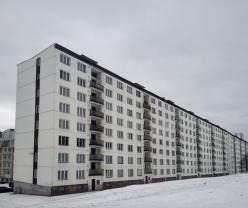 Pronájem, byt 1+1, Klášterec nad Ohří, ul. J. Á. Komenského