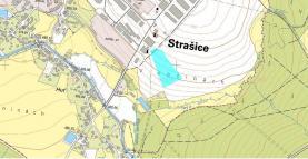Prodej, pozemek, 19 834 m2, Strašice
