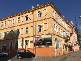 Pronájem, byt 1+kk, 30 m2, Teplice, ul. U nádraží