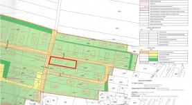 Prodej, stavební pozemek, 950 m2, Třeboň, Břilice