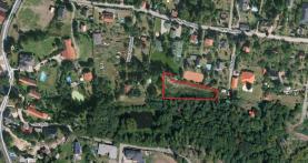 Prodej, pozemek, 1497 m2, Březová - Oleško, ul. Do Akátí