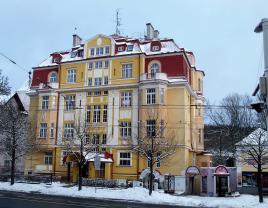 Prodej, nebytové prostory, 70 m2, Mariánské Lázně