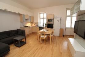 Prodej, byt 3+kk, 64 m², OV, Praha 7, ul. Letohradská