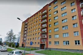 Pronájem, byt 1+kk, 28 m2, Ostrava - Poruba, ul. J. Šoupala