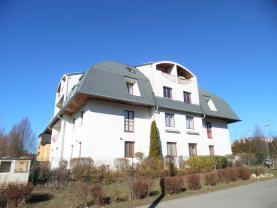 Prodej, byt 2+kk, 43 m2, Rudná, Hořelické náměstí