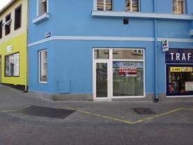 Pronájem, obchodní prostory, 15 m2, Kladno, ul. Váňova